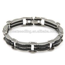 Fashion bracelet punk man make hand bracelets
