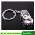 Leihwagen Werbe Metall Schlüsselanhänger Großhandel