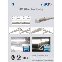 Surface or Suspending Mounting Free Connecting Office Linear Lighting