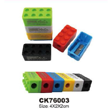 Color bloque sacapuntas