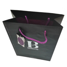 Color Printed Paper Gift Shopping Bag