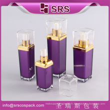Chine 30ml 50ml 80ml 120ml Capacité Bouteille Emballage Shampooing Bouteille