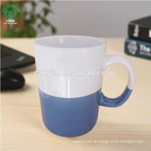 Neuer täglicher Lebensmittelkontakt sicherer populärer Porzellan billige Massenhohe Kaffeetasse