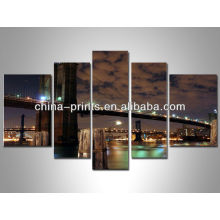 Giclee Prints on Canvas Wall Art With 3D feeling
