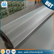 Hochtemperaturbeständig 60 80 100 mesh Inconel 601 625 Drahtgeflecht