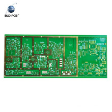 94vo fr-4 Fabricante de PCB de um lado, placa de circuito impresso em 1 camada