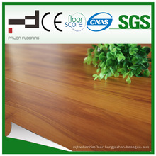 8mm Light Brown Oak Embossed Finish Laminate Flooring