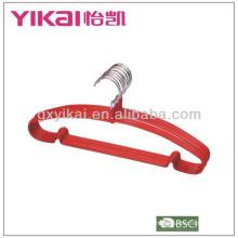 Meilleure vente de cintre en métal revêtu de PVC