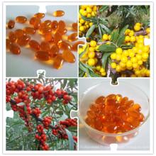 Huile de semence 100% naturelle et de haute qualité pour l'huile d'argousier