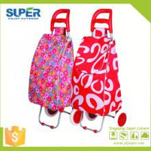 Faltbare Einkaufswagen-Tasche mit 2 Rädern (SP-543)