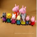 christmas gift plush toy fabric plush toy bag cheap toys