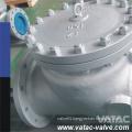 Pressure Sealed Cl150 API 6D/BS1868 Pigging Full Port A216 Wcb Swing Check Valve