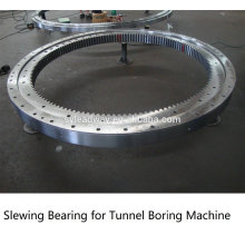 Large Diameter Cross Roller Slewing Bearing for Tunnel Boring Machines