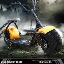2 Räder Elektrisches Motorrad Harley Scooser Citycoco Style Scooter