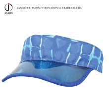 Chapeau de visière de PVC de PVC de pare-soleil de PVC de visière de PVC