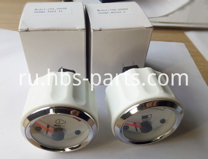 Water Temperature Gauge For JCB
