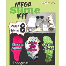 Foam Alien Egg Classic Slime Kit