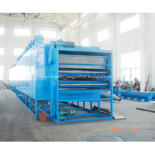Pigment Mesh Belt Dryer