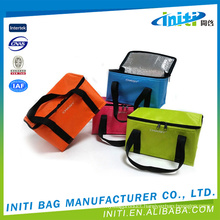 Europe standard portable fashion insulated lunch bags for adults