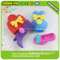 beaut 3D fashion shaped gummen voor meisjes