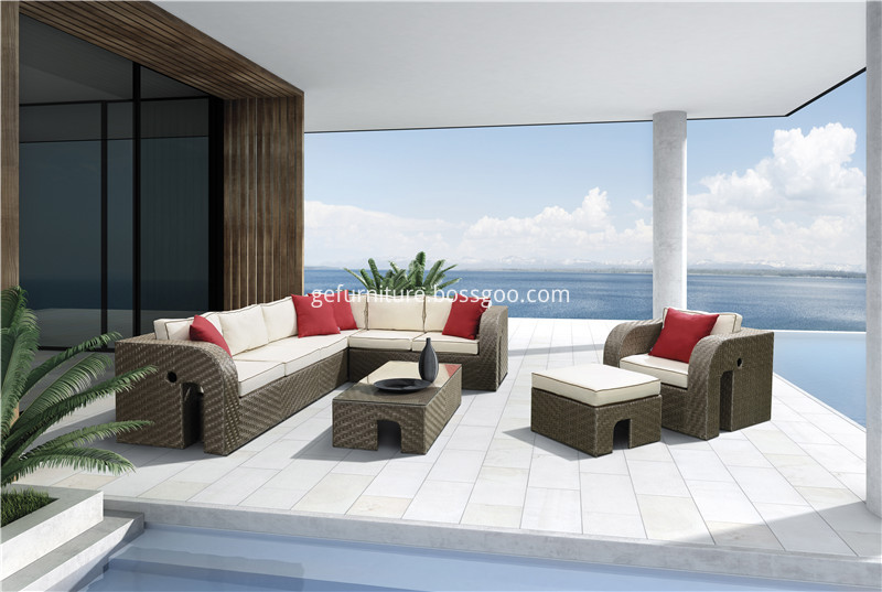 S0214 Rattan Furniture Outdoor