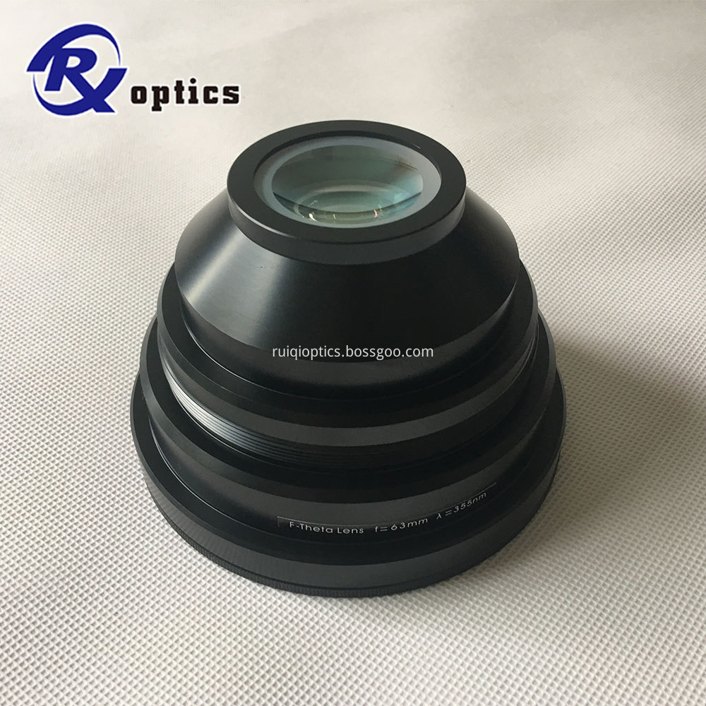 355nm f-theta lens