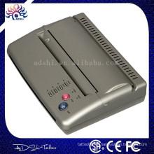 Máquina de la copiadora de la plantilla del tatuaje de ADSHI, copiadora termal del tatuaje, copiadora de la plantilla del tatuaje