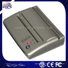 Máquina do copiador do estêncil do tatuagem de ADSHI, copiadora térmica do tatuagem, copiador do estêncil do tatuagem