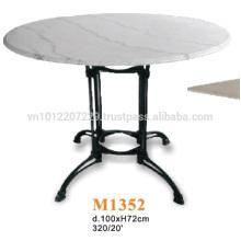 Mobilier en marbre en granit - table