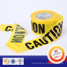 2015 Factory Supply PE Reflective Warning Tape