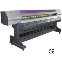Imprimante à grande vitesse intérieure d'intérieur de la tête d'impression Dx5 / Dx7 de double tête de 1.8m 24 large