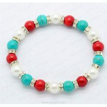 Turquoise Gemstone Bracelets