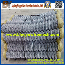 High Quality Hot DIP Galvanised Chain Link Fence