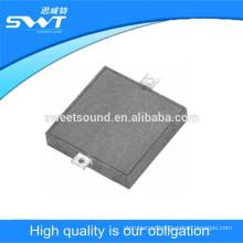 Small Buzzer factory 3v smd piezo transducer 16mm alarm buzzer SMD