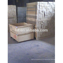Compressed wood blocks for Wood Pallet bottom