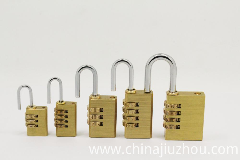 High Quality Combination Lock