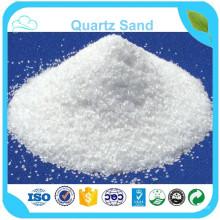 Fabrication de verre Matières premières / sable de silice de qualité de verre / sable de quartz