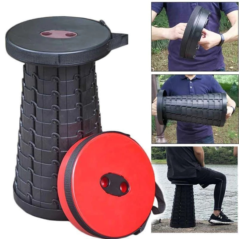 Collapsible Camping Sporting Picnic Travel Stools 4
