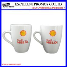 Impresso brilhante colorido caneca de cerâmica para promoção (EP-M9155)