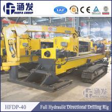 Hfdp-40 de perforación horizontal de perforación