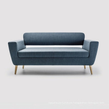 High Quality Living Room Sofa with Solid Wood Leg