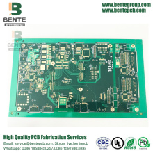 Renewable Design for LED Light Board High TG PCB Impedance Control 6 Layers FR4 Tg180 PCB ENIG export to Spain Importers