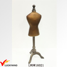 Unique Metal Stand Dress Body Form Vintage Style Mannequins