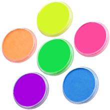 30g UV lueur peinture au néon peinture