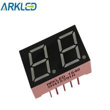 0,39-дюймовый 2-х сегментный цифровой светодиодный дисплей