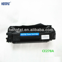 Hengfat Premium Quality Toner CE278A , Original Compatible toner manufacturer in China , Toner Cartridge 78A
