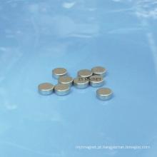 N48 alta qualidade disco NdFeB neodímio ímã permanente