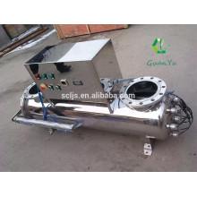 Esterilizador de autoclave horizontal tratamento de água dispositivo médico