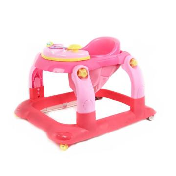 Luxury Colorized Baby Walker with Music and Toys