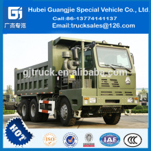 Sinotruk army Truck Technology Special Vehicles Off-road 6*6 Military Truck